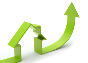Increasing house prices
