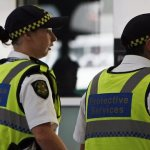 Protective Service Officers arrive at Mooroolbark train station