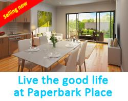 Paperbark Place, Mooroolbark