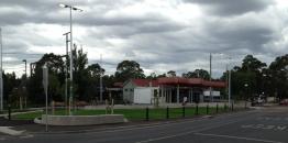 Mooroolbark station