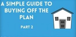 Find out some of the risks of buying property off the plan