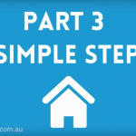 Video outlines the four simple steps of buying property off the plan